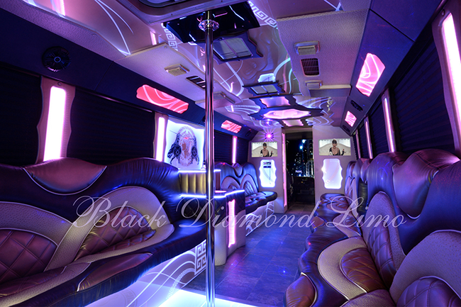 Limos and Party Buses in OKC